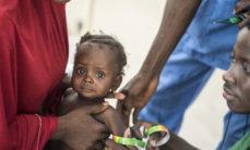 Læger uden Grænser rykker ud, når hungersnød forårsager akut underernæring hos børn og voksne.